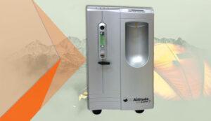 Imagen Generador de Hipoxia BioAltitude A100